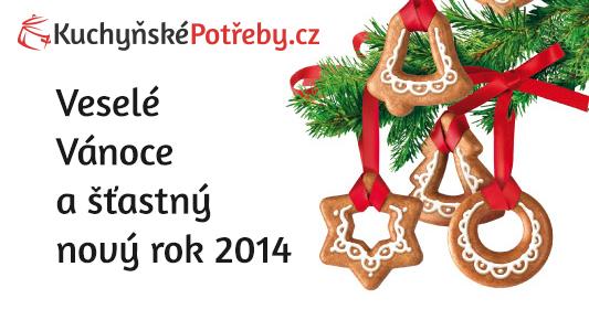 Veselé Vánoce a šťastný Nový rok 2014