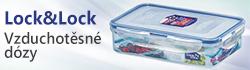 Nejlepší vzduchotěsné dózy na světě - dózy Lock Lock