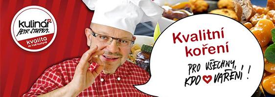 Koření kulinář Petr Stupka - kvalitní koření do Vaší kuchyně