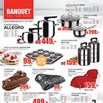 Leták Banquet platný od 9. 3.